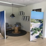 DecoDemp-CipOff Akustik skærmvæg