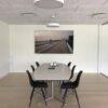 DecoDemp-Soft Akustik væg panel – akustik klasse A