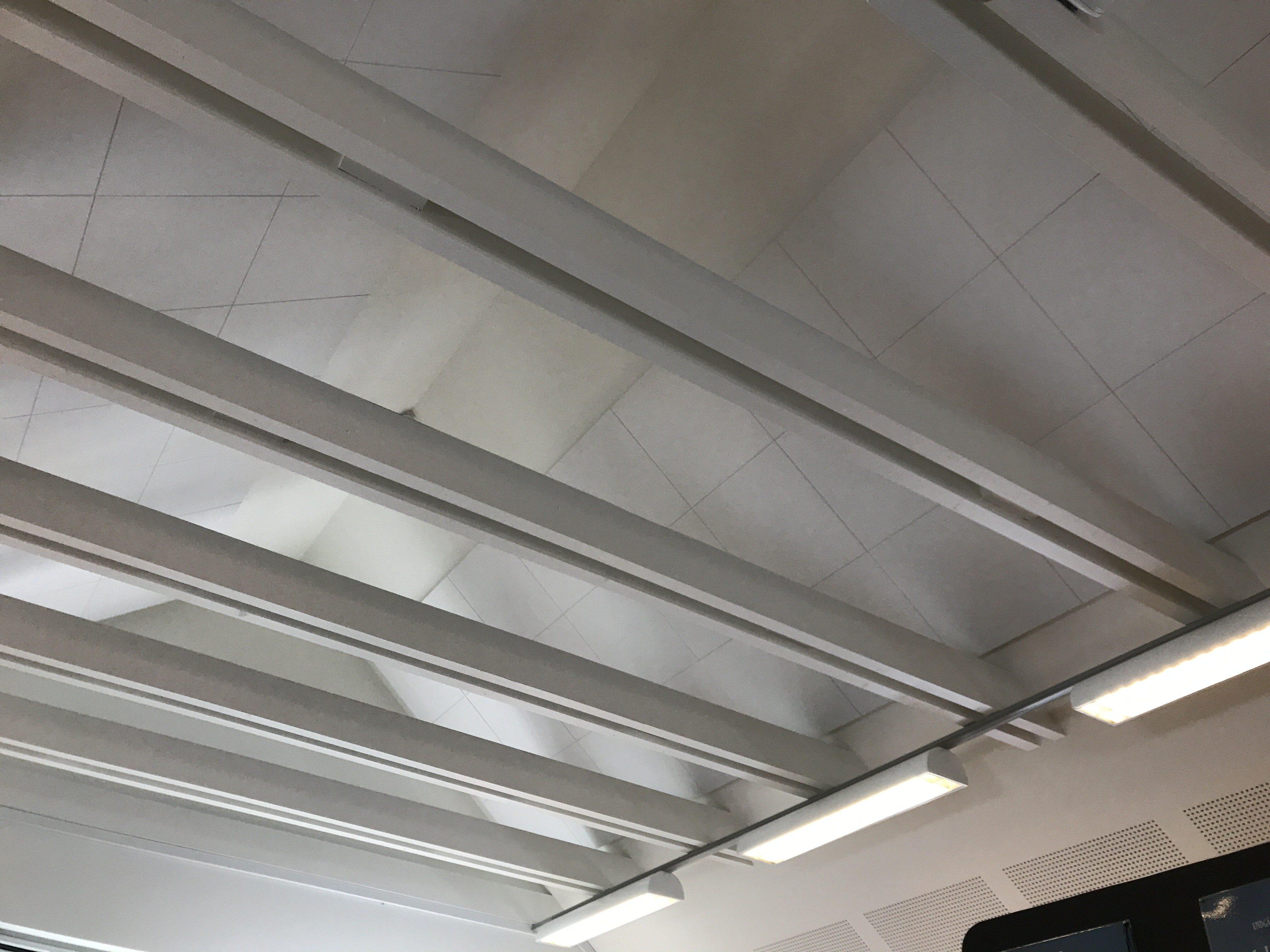 decodemp akustik og støjdæmpning på loft