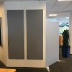 DecoDemp Akustik og støjdæmpning til væg . Cipoff akustik paneler til væg montering.