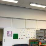 DecoDemp Akustik og støjdæmpning. classic Light paneler hvid