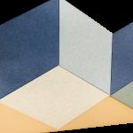 Soft QR akustik og støjdæmpning-paneler 3