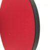 DecoDemp-CipO runde akustik paneler med fiji stof og alu ramme. Støjdæmpning i klasse A .